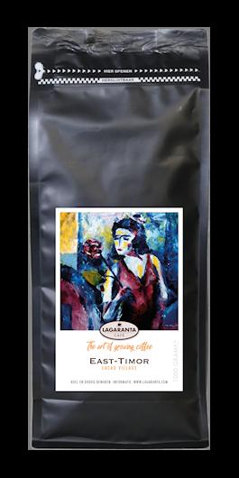 KoffiePak zwart EastTimor LacauVillage