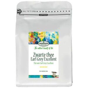 Lagaranta zwarte thee Earl Grey Excellent losse thee 200gram