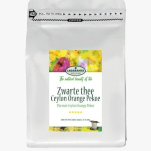 Zwarte thee Ceylon Orange Pekoe losse thee
